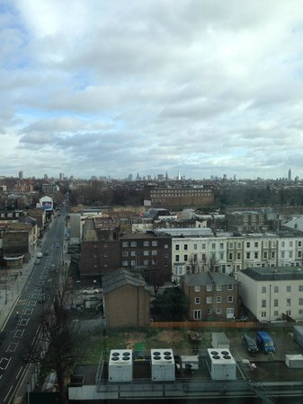 Ibis London Earls Court : view from room 1014