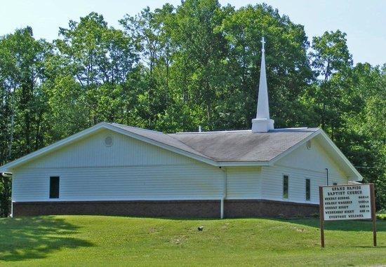 The Cedars Dining Room: Iglesia baptista Grand Rapids