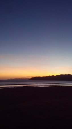 Beach Break Surf Camp and Hotel Playa Venao : Every days..nice sunset!
