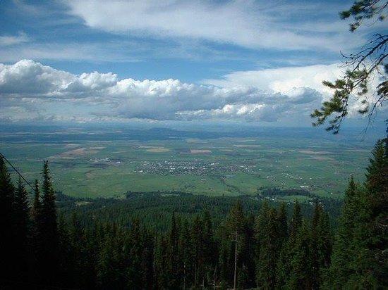 Hilltop Cafe : Grangeville - Idaho