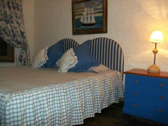 Casa Sagu: Habitacion Azul