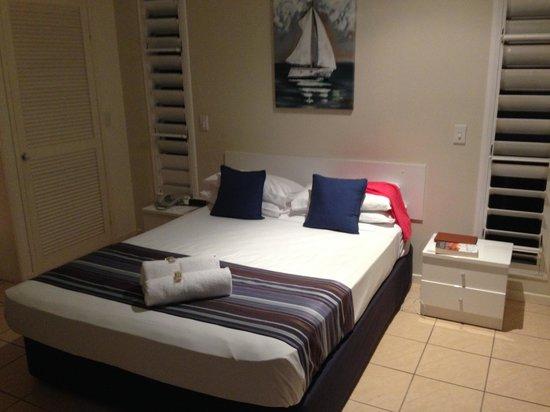 Best Western Mango House Resort : Spacious bedroom