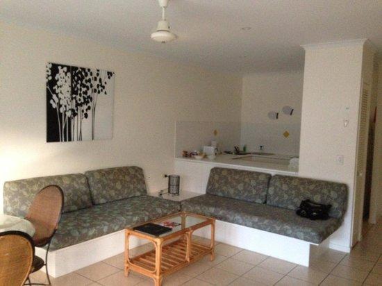 Best Western Mango House Resort : Living Room
