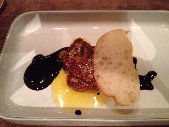 Keyakizaka: Foie gras yum yum