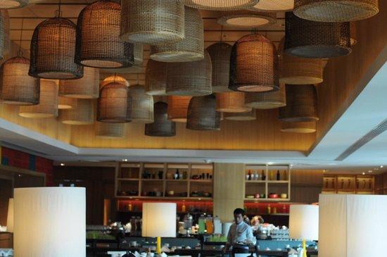 Amari Hua Hin: Breakfast area