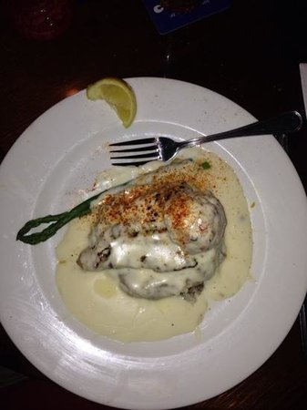 The Dock at Crayton Cove : key lime grouper
