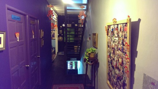 Traveller Homestay: Hall