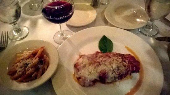 Dante & Luigi's: Chicken Pomodoro