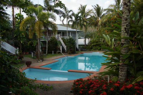 BEST WESTERN Mango House Resort : Well kept large pool