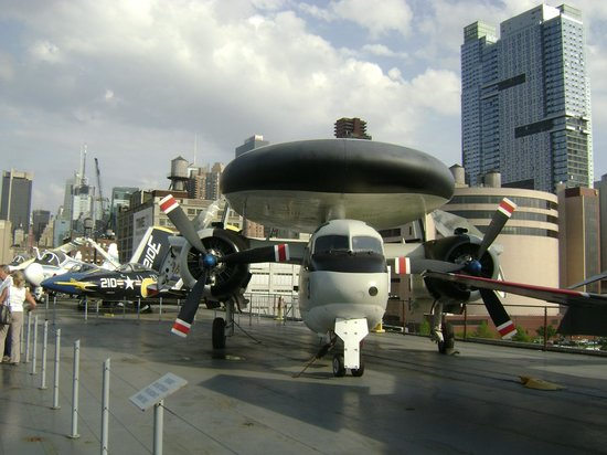 Intrepid Sea, Air & Space Museum: Portaaviones Intrepid