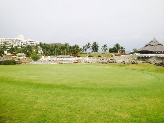 La Mantarraya : #18 green