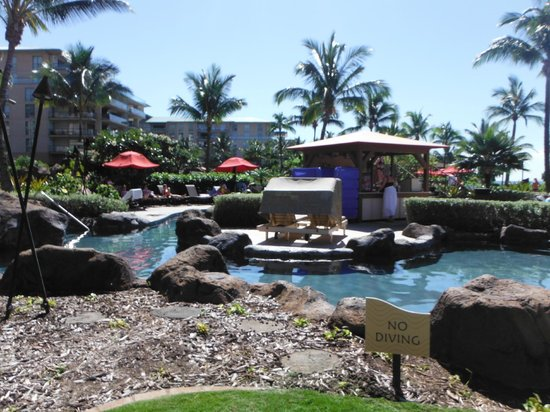 Honua Kai Resort & Spa: Pool area