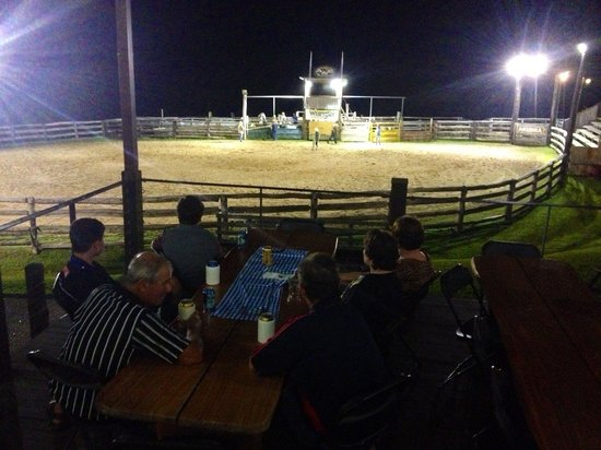 Australian Muster Experience: Friday Nights