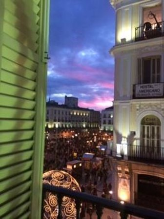 Hotel Europa : From our window