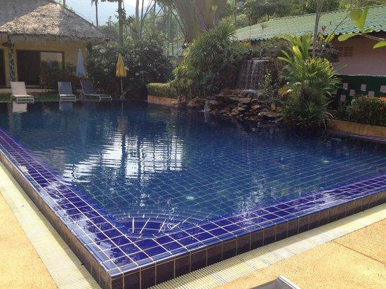 Garden Resort: Pool
