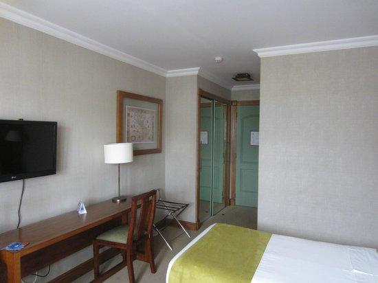 Hotel Rey Don Felipe: Simple room
