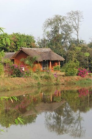 Red Earth, Kabini : Cottage at Red Earth