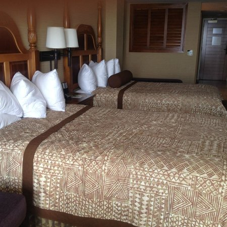 Outrigger Reef Waikiki Beach Resort: Our great room