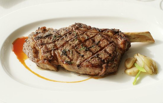 Coba at Viceroy Anguilla: Grilled meats are our specialty