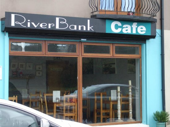 The River Bank Cafe: stunning we cafe with great views