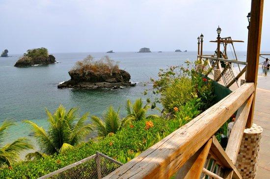 Hacienda del Mar: The view