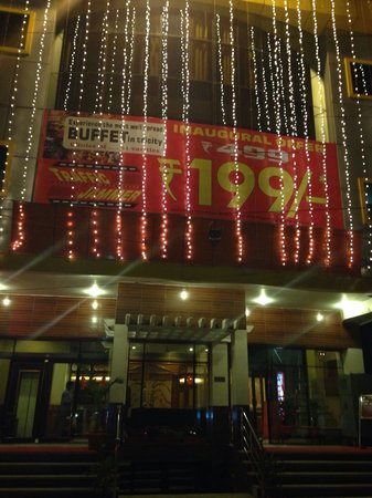 Zirakpur, Hindistan: Great Rs.199/- excellent Indian&Chinese cuisines ��