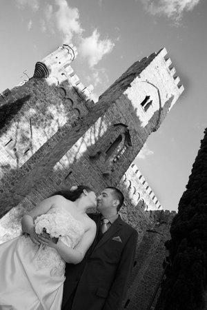 Castello di Monterone: Romance