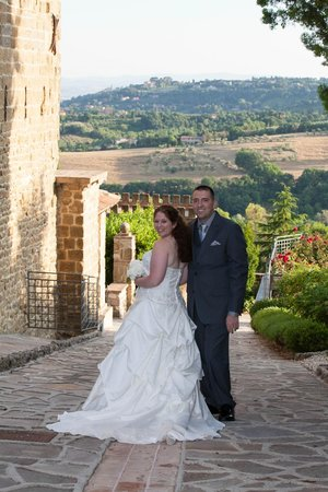 Castello di Monterone: Near the garden