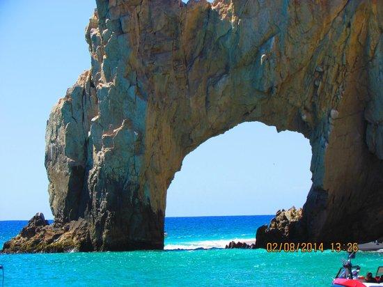 Hotel Riu Palace Cabo San Lucas: Lands End