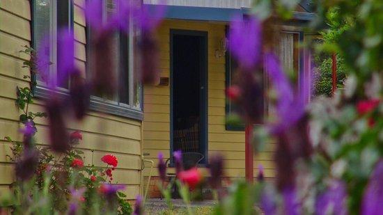 Sharonlee Strahan Villas: Colourful gardens