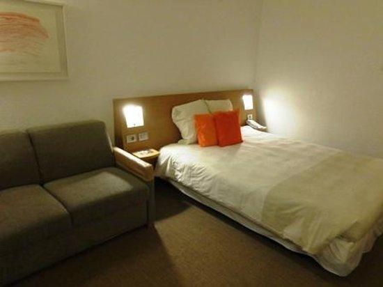 Hotel Novotel Salerno Est Arechi: ベッド