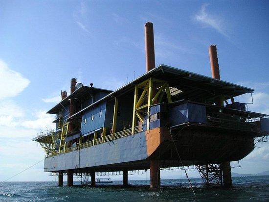 Seaventures Dive Rig: Seaventures rig
