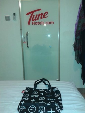 Tune Hotel Downtown Penang: tune hotel