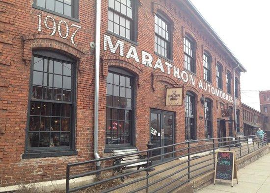 Marathon Village