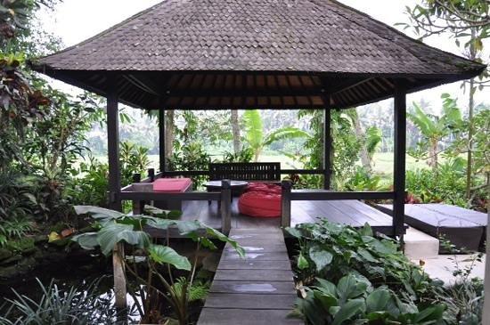 Villa Pantulan: chill space 1