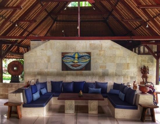 Villa Pantulan: chill space 2