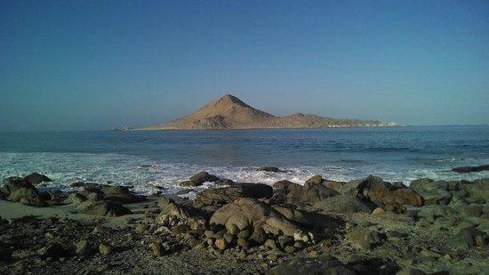 Pan de Azucar National Park: Isla Pan de Azúcar, hermosa