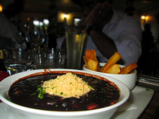 Gramado's : Black Bean and Ham