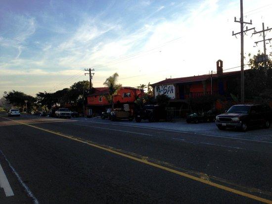 La Fonda Hotel & Restaurant : Sad