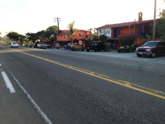 "La Fonda Hotel & Restaurant : It looks like ""EVERYTHING MUST GO"""