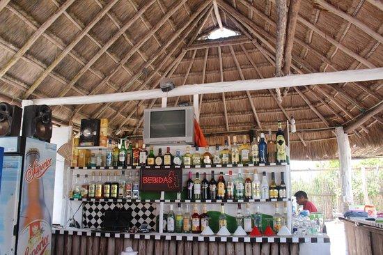 Chiquita: Behind the bar