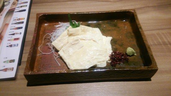 Yu : 湯葉刺