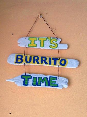 Burritos Gorditos: Yeaaaaah!