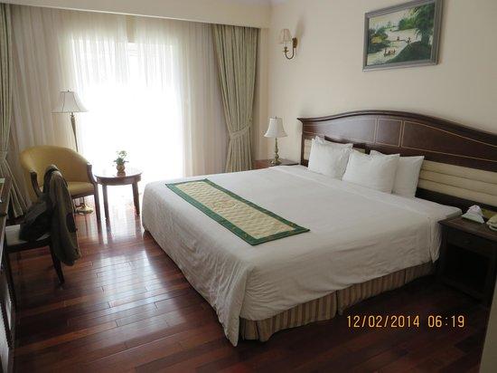Saigon -  Dalat: room 506