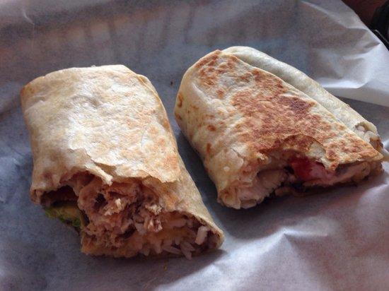 Burritos Gorditos: Let me get a bite!!!