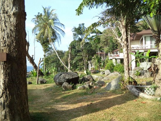 Baan Krating Phuket Resort: территория отеля