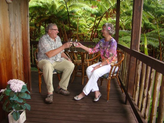 Lotus Garden Cottages: 50 years!