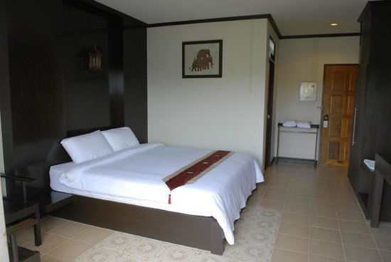 Lanta Thip House: standard double room
