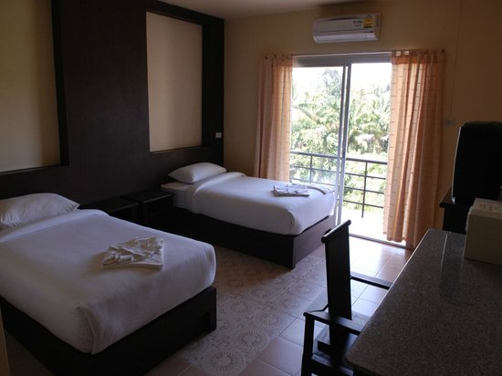Lanta Thip House: standard twin room