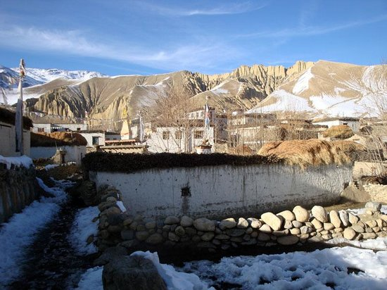 Mountain Air Guided Adventures - Day Tours: upper mustang village trekking from mountain air guided adventures day tours
